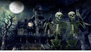 funny spooky scary halloween quotes cartoons and pictures