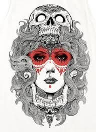 Indian Art Tattoo Designs Indian Shaman Design The House Of Vanguard Pinterest