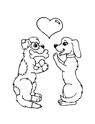 amazing coloring pages of dogs gallery kids id 1771 unknown