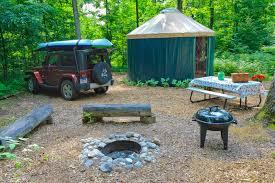 yurt camping u203a wild cherry resort u203a rv resort and campground