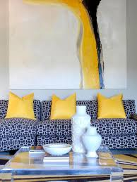 Yellow And Green Living Room Accessories Interior Designers Share Top Summer Color Trends Hgtv