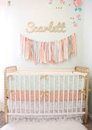 Pink And Green Crib Bedding Blankets Swaddlings Mint Green Crib Bedding With Yellow And