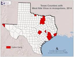 Lyme Map 2014 Texas West Nile Virus Maps