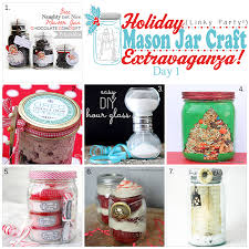 Decorated Jars For Christmas Car In Jar Snow Globe