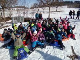 Polarion Bad Liebenzell Lindenrain Schule Wintersporttag Der Grundschule