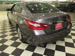 nissan altima full size 2016 used nissan altima sedan i4 2 5 at speedway auto mall serving