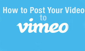 Seeking Vimeo Photofocus How To Post Your To Vimeo
