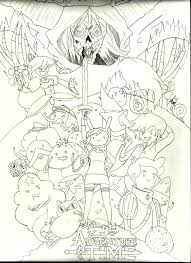 wip adventure time with fionna and cake by imrocker on deviantart