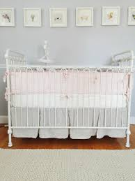 Grey And Pink Nursery Decor by Readers U0027 Favorite Soft Gray And Pale Pink Nursery Decor Advisor
