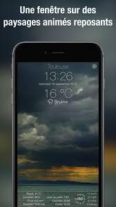 gadget de bureau meteo météo 10 jours dans l app store