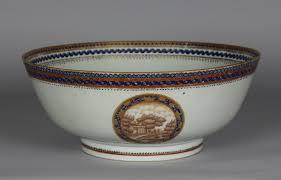 antique ceramic punch bowls the uk u0027s premier antiques portal