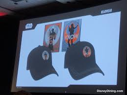 Disney Parks Merchandise Preview From Star Wars Celebration