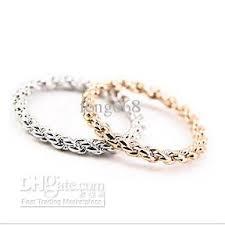 korean wedding rings 2017 miss you korean women finger ring 18k gold filled