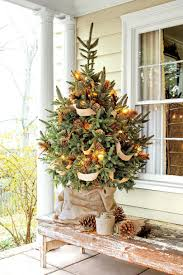 live christmas tree new ideas for christmas tree garland southern living