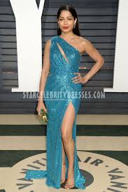 blue celebrity occasion dresses starcelebritydresses