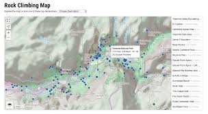 Map Performance New Maps For Rei U0027s Adventure Projects U2013 Points Of Interest
