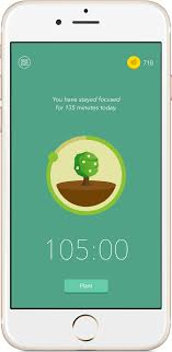 forest is a tree growing app that keeps you focused gadgette