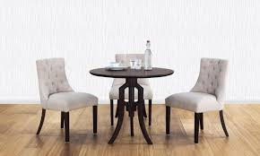 2 Seater Dining Table And Chairs Buy Patras 2 Seater Dining Table Online In India Livspace Com