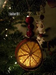 christmas tree decorations orange slices easy to make christmas