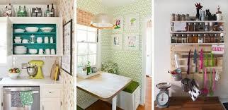 rangement cuisine pratique meuble de cuisine 32 idées rusées pour plus de rangement