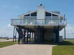 Beach House In Galveston Tx Galveston Beach A Bare Necessity No Pets A Vrbo