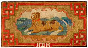 antique textiles rugs hooked rugs mats rugs