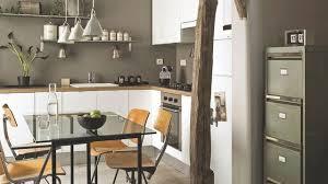 cuisine moderne ouverte sur salon aménager une cuisine ouverte côté maison