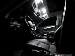 Car Interior Lighting Ideas Ecs News Ziza Led Interior Light Kit For Audi A3 8p 2005
