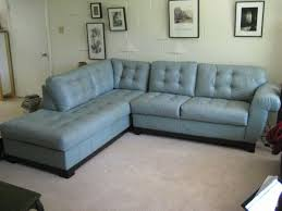 Light Blue Leather Sectional Sofa Light Blue Leather Furniture Light Grey Leather Sofa Living Room
