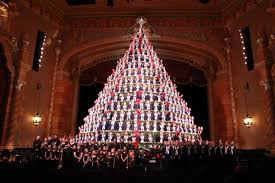 singing christmas tree muskegon is home to america s tallest singing christmas tree