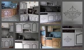 cuisine repeinte en blanc fein cuisines repeintes photos 20170707081323 tiawuk com en gris