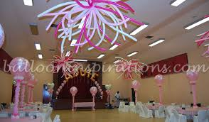 Balloon Decoration For Baby Shower Christening Balloon Decorations For New Baby Arrivals