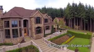 petes mountain french country estate west linn real estate youtube