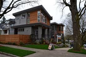 modern custom homes plin media group everett custom homes premieres new modern