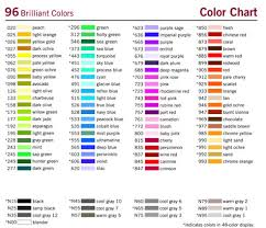view color charts du all art u0026 drafting supply