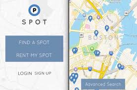 Boston Parking Map by Spot Parking App Launches In Boston Looks To Expand To Other Cities