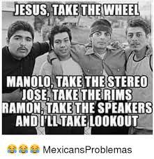 Offensive Jesus Memes - 25 best memes about jesus take the wheel jesus take the