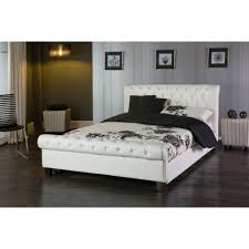 buy limelight phoenix white bed frame online u2014 big warehouse sale