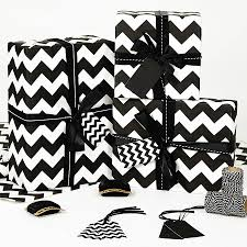 black and white wrapping paper recycled black chevron white wrapping paper white wrapping paper
