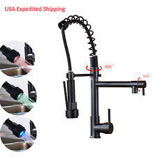Rubbed Bronze Kitchen Faucets Bronze Home Faucets Ebay