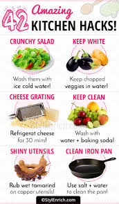 kitchen hacks kitchen hacks which can make your work easier and time savvy