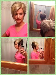 asymmetrical short bob haircut i love it beauty