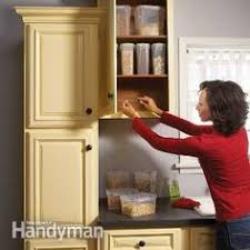 Kitchen Cabinets  Easy Repairs Simple Kitchen Cabinets - Kitchen cabinet repairs