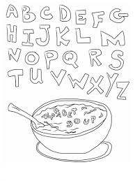 abc pages to print free printable abc coloring pages for