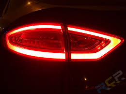 2011 ford fusion tail light full set 3d l e d tail lights for mondeo fusion clear red rear ls
