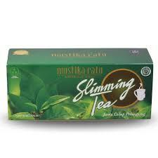 Teh Tpl mustika ratu slimming tea 30 s teh pelangsing dan peluntur lemak