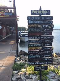 Put In Bay Ohio Map by Lake Michigan And Beyond Boating Adventures Exploring Put In