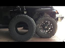 compare jeep wranglers i got 35s for my jeep wrangler review and comparison between 33