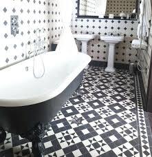black and white bathroom tiles ideas black and white bathroom floor tile othersides info
