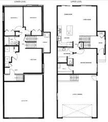 bi level home plans bi level j l homes